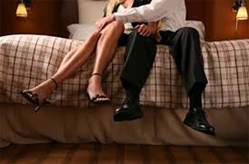 Causes de l'infidélité masculine